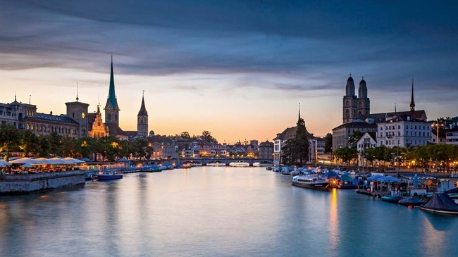 Zurich Switzerland Tourism